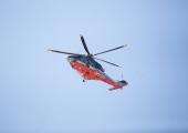 Kopter päästis vanahärra elu