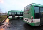Bussid 2, 49 ja 65 sõidavad mööda Lennujaama teed