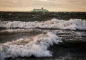 Tugev tuul häirib laevaliiklust Sõru-Triigi ja Ruhnu liinil