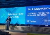 Tallinna abilinnapea Aivar Riisalu tutvustas Kiievis targa linna foorumil Tallinna edulugu