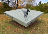 Lurichi monument võib saada uue koha Pirita spordikeskuses