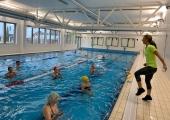 Pirita kutsub eakaid osalema põnevatel vee- ja liikumistreeningutel