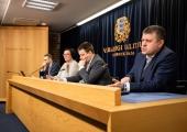 VAATA OTSE KELL 12: valitsuse pressikonverents