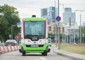 Eesti tutvustab Singapuris intelligentseid transpordisüsteeme