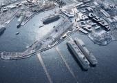 Tallinn algatab A-terminali ja kruiisiterminali ala detailplaneeringu