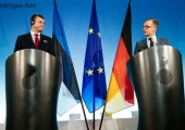 Välisminister Reinsalu kohtus oma Saksa kolleegi Heiko Maasiga