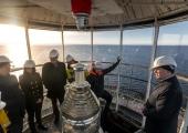 Peaminister külastas Keri saart ja tuletorni