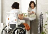 Kuidas muuta vannituba lihtsate vahendite abil eakale mugavaks?