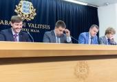 VAATA OTSE SIIT KELL 12: Valitsus arutab Eesti Panga seaduse muutmist