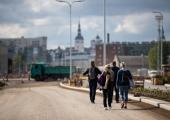Tallinna sadamas paranevad liiklustingimused