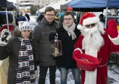 FOTOD! Kristiines toimus esimesel advendil suur jõululaat
