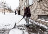 VIDEO: Tallinn võtab libedate kõnniteede hooldamise teravdatud tähelepanu alla