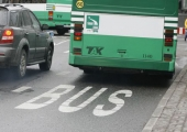 VIDEO! Pirita teele rajatakse veel üks ühissõidukite rada