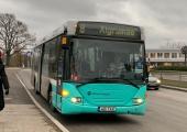 Pirita linnaosa vanem: bussiliini nr 8 algpeatus võiks taas olla Balti jaamas