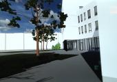 FOTOD JA VIDEO! Põhja-Tallinna Linnaosavalitsuse ja Kopli Noortemaja ühishoone valmib suveks 2021