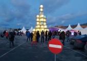 Viimsi jõuluinstallatsioon läks maksma 12 697 eurot