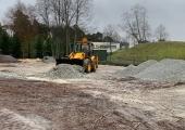 Pirita jäähokiväljaku ehitamine on täies hoos