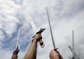 Matus seob suure viikingimõõkade leiu Rävala sõdalastega