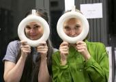 FOTOD! Pühapäevane EKA jõuluturg täitis tudengite ja vilistlaste loominguga viis korrust