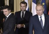 Pariisis algas Zelenskõi ja Putini esimene kahepoolne kohtumine