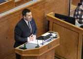 Ratas: Eesti seab kliimapoliitikas auahneid eesmärke