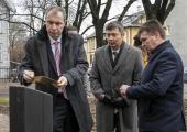 FOTOD JA VIDEO! Tallinnas avati Gruusia-teemaline haljak