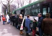 Tallinnas Koplis suunatakse bussiliin 73 ümbersõidule