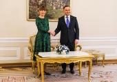 President Kaljulaid Poolas: Eesti on valmis ÜRO julgeolekunõukogu liikme kohustusteks