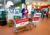 Täna algavad traditsiooniks saanud Eesti Toidupanga üle-eestilised toidukogumispäevad