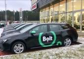 Amserv Auto andis Boltile üle 20 uut hübriidsõidukit