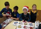 Tallinna Kuristiku Gümnaasium toetas  heategevusliku jõululaadaga vähihaigeid lapsi