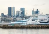 Tallinna Sadama sadamaid läbis eelmisel aastal 10,64 miljonit reisijat