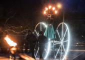 Täna paneb Mustamäe särama traditsiooniline valgusfestival