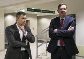 FOTOD! Kõlvart tutvus Onkoloogiakeskuse tööga