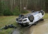 Kaks ajateenijat said liiklusõnnetuses kannatada
