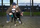 OHVRI VANAEMA: Last rünnanud koeral on juba inimvere maitse suus
