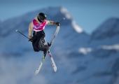 Kelly Sildaru võitis noorte olümpial kulla