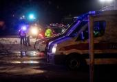 Vanalinnas puhkenud põlengu tõttu sattus kaks inimest haiglasse