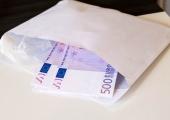 Ümbrikupalkade kontrolli tulemusena määrati juurde 8,2 miljonit makse