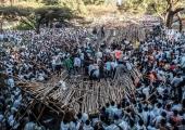 Etioopias hukkus tribüünivaringus kümme inimest