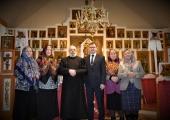 Riibe külastas vanausuliste Kibuvitsa palvelat