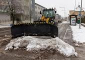 VIDEO! Klandorf: tänu soojale talvele hoiame kokku lume väljaveolt ja teeaukude parandamiselt