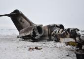 USA väed käisid lennuki allakukkumispaigas surnukehi ära toomas