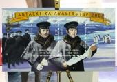 VIDEO JA FOTOD! Ekspeditsioon Bellingshauseni jälgedes jõudis 200ndaks aastapäevaks Antarktikasse
