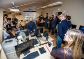 VIDEO JA FOTOD! Reaalkooli IT juht: robootika murrab sisse igasse valdkonda, labor koolis on möödapääsmatu