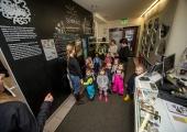 FOTOD JA VIDEO! Loodusmuuseumi näitus tutvustab hirmus armsate nahkhiirte salapärast elu