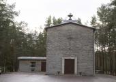 FOTOD JA VIDEO! Liiva kalmistu kabelis saab taas matuseteenistusi läbi viia