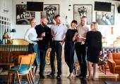 Mustamäel laulab Eesti Vabariigi sünnipäeva auks Estonian Voices