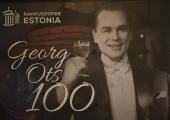 """Lasnamägi tähistab vabariigi aastapäeva kontserdiga """"Georg Ots 100"""""""