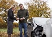 Viis sammu, mida teha liiklusõnnetuse korral